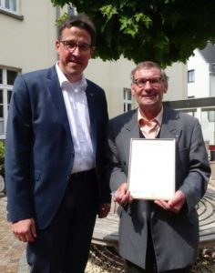 v.l René Schneider, Bernd Ahls