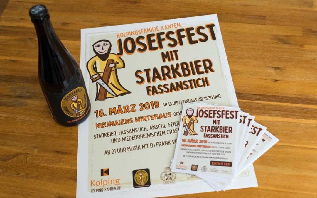 Erstes Josefsfest